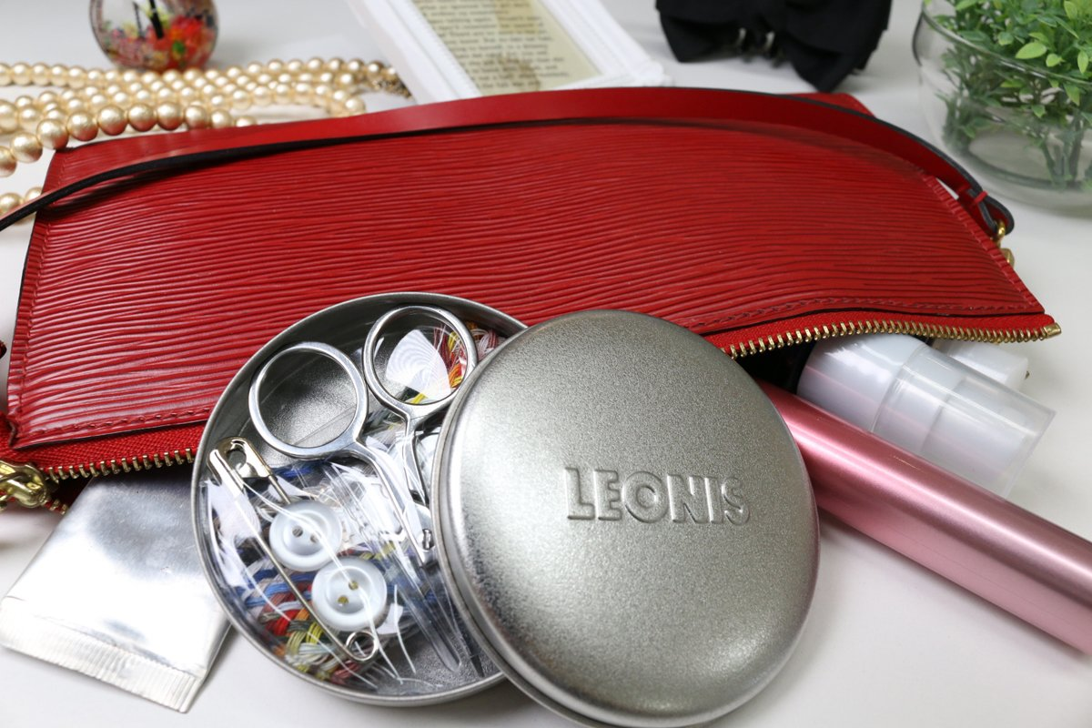 Best Compact Sewing Kit (S/M/LL)